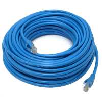 Cat 6e 20M Blue Cable