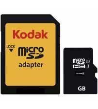 UHS- I U1 MicroSDHC Memory Card 128GB