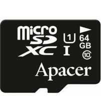 MicroSDXC I 64GB Class 10