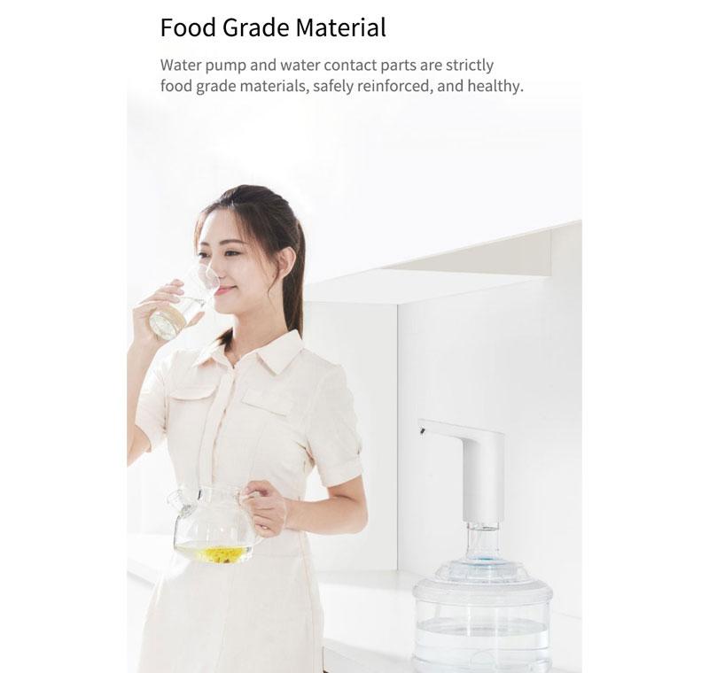 Xiaomi پمپ  ب اتوماتیک شیا ومی Deerma TDS HD  ZDCSJ01 Automatic Water Supply