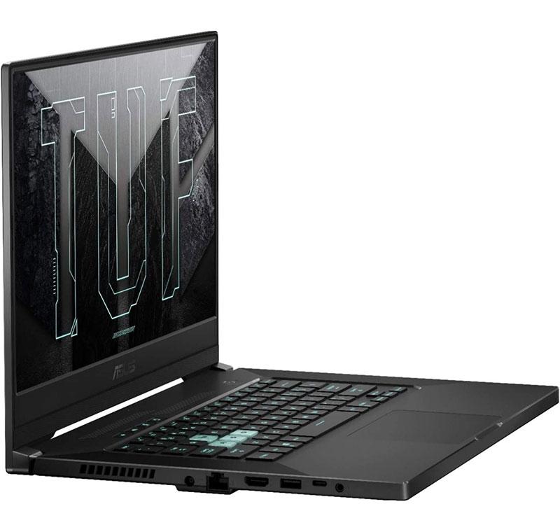 ASUS لپ تاپ ایسوس TUF Dash F15 FX516PE i7 11370  24 1000 SSD  4 RTX3050  نمایشگر 15 اینچ
