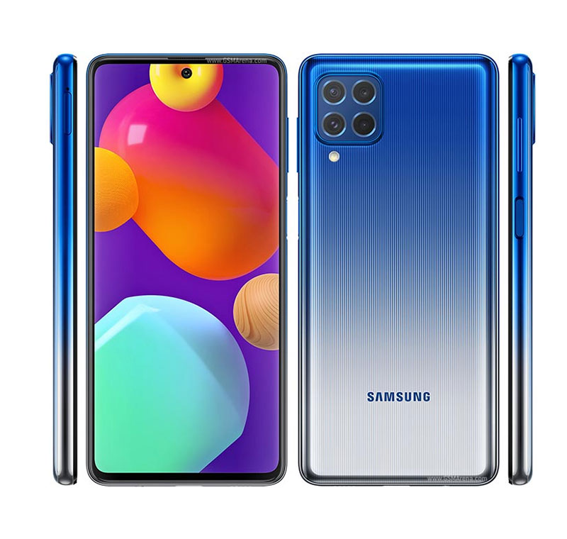 Samsung گوشی سامسونگ Galaxy M62 حافظه 256 گیگابایت رم 8 گیگابایت
