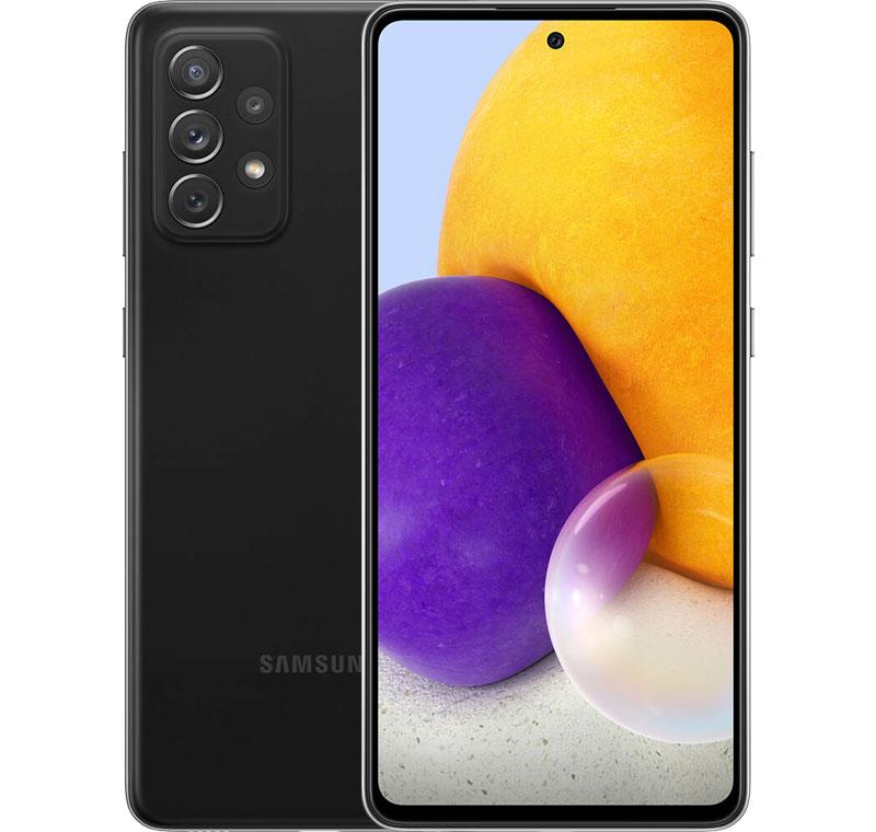 Samsung گوشی سامسونگ Galaxy A72 حافظه 128 گیگابایت رم 8 گیگابایت