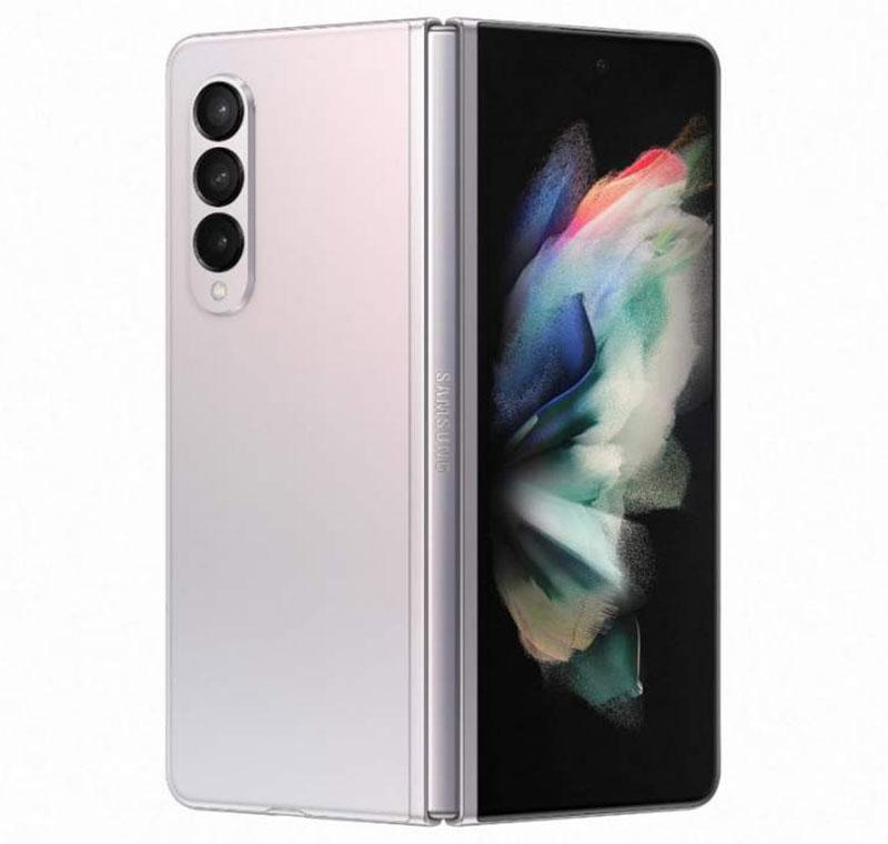 Samsung گوشی سامسونگ Galaxy Z Fold3 5G حافظه 256 گیگابایت