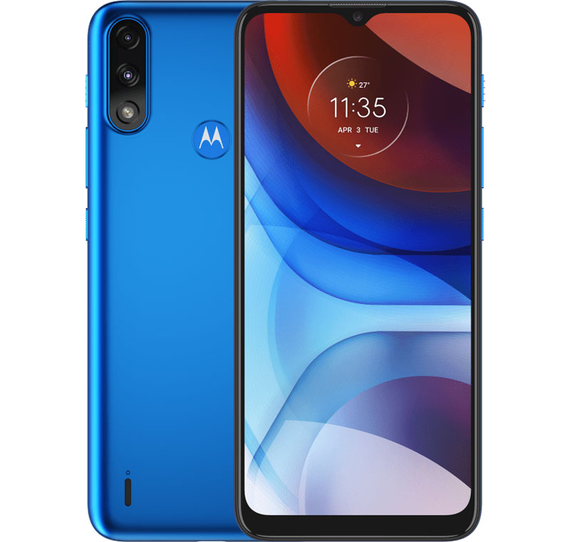 Motorola گوشی موتورولا Moto E7 Power حافظه 32 گیگابایت رم 2 گیگابایت
