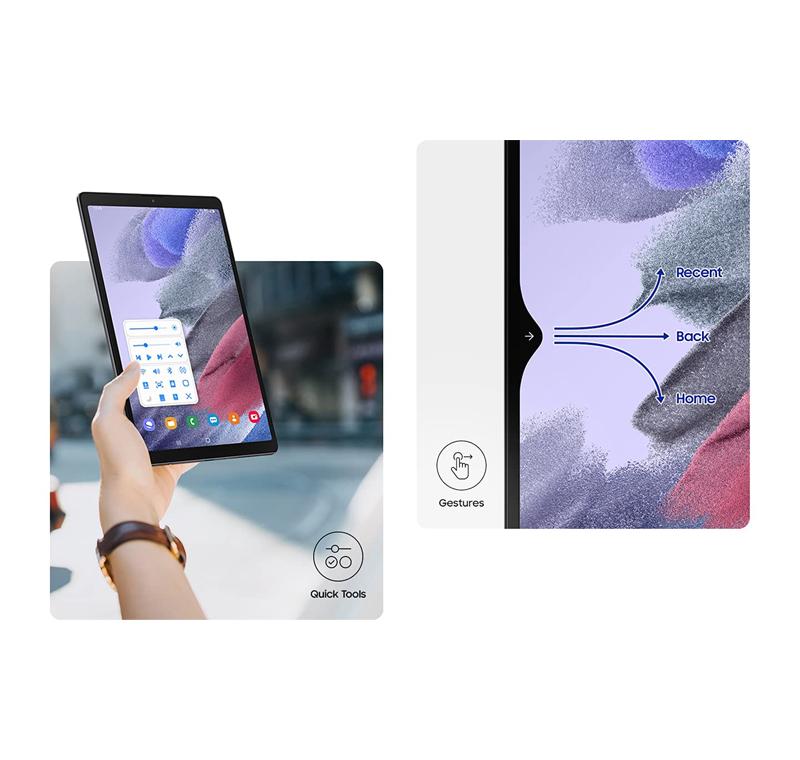 Samsung تبلت سامسونگ Galaxy Tab A7 Lite LTE T225 حافظه 32 گیگابایت