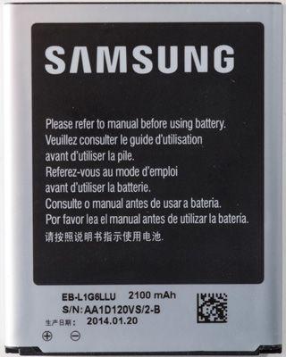 Samsung Galaxy S3 EB L1G6LLU