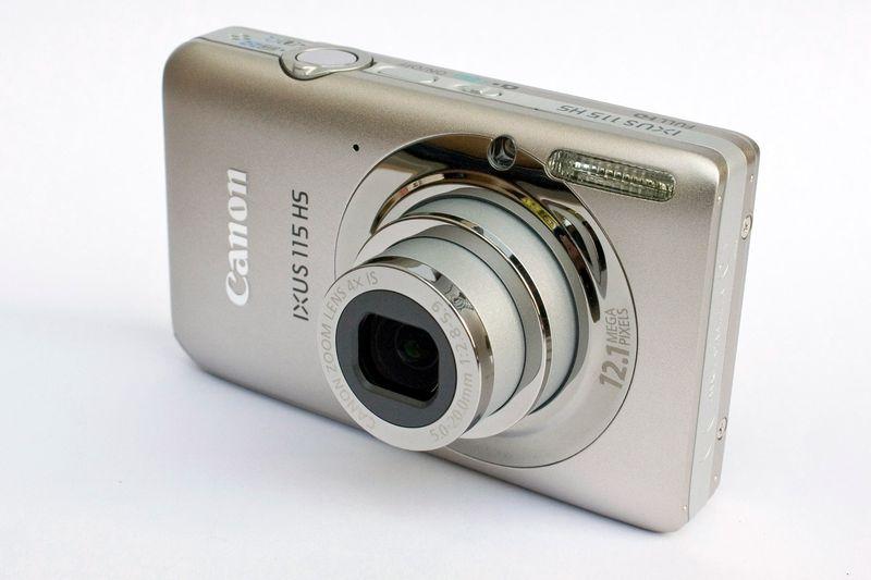 Canon دوربین عکاسی کانن PowerShot IXUS115 HS