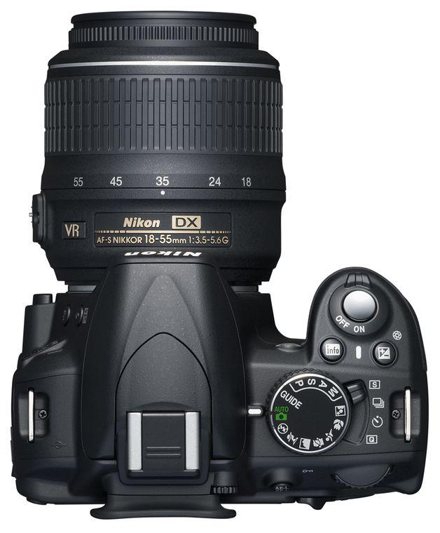 Nikon دوربین عکاسی نیکون D3100