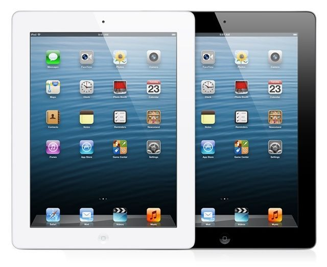 Apple iPad 4 Wi Fi 16GB