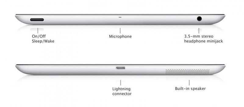 Apple iPad 4 Wi Fi 32GB