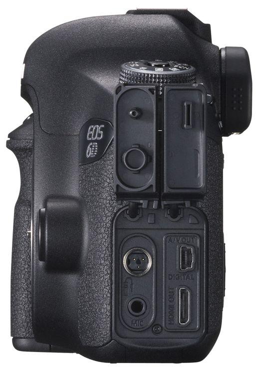 Canon دوربین عکاسی کانن EOS 6D Kit 24 105L