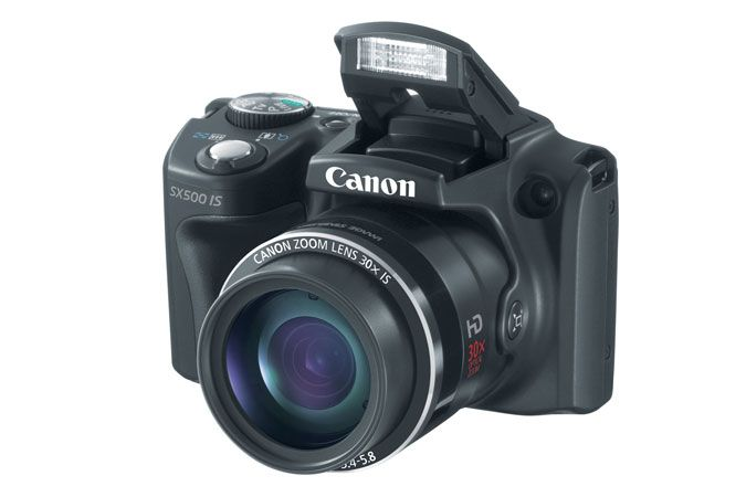 Canon دوربین عکاسی کانن PowerShot SX500 IS