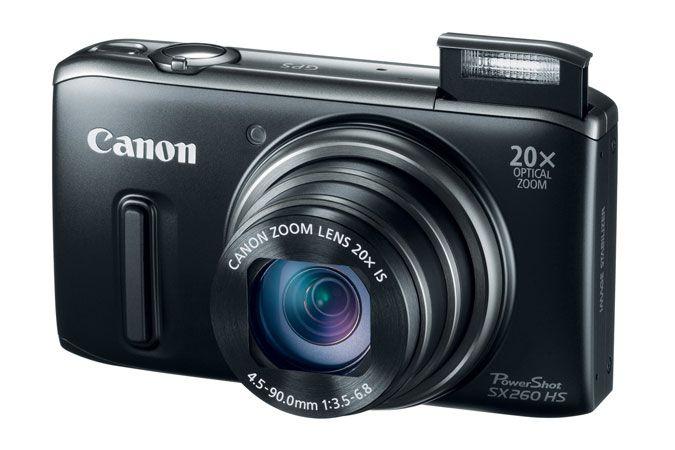 Canon دوربین عکاسی کانن PowerShot SX260 HS