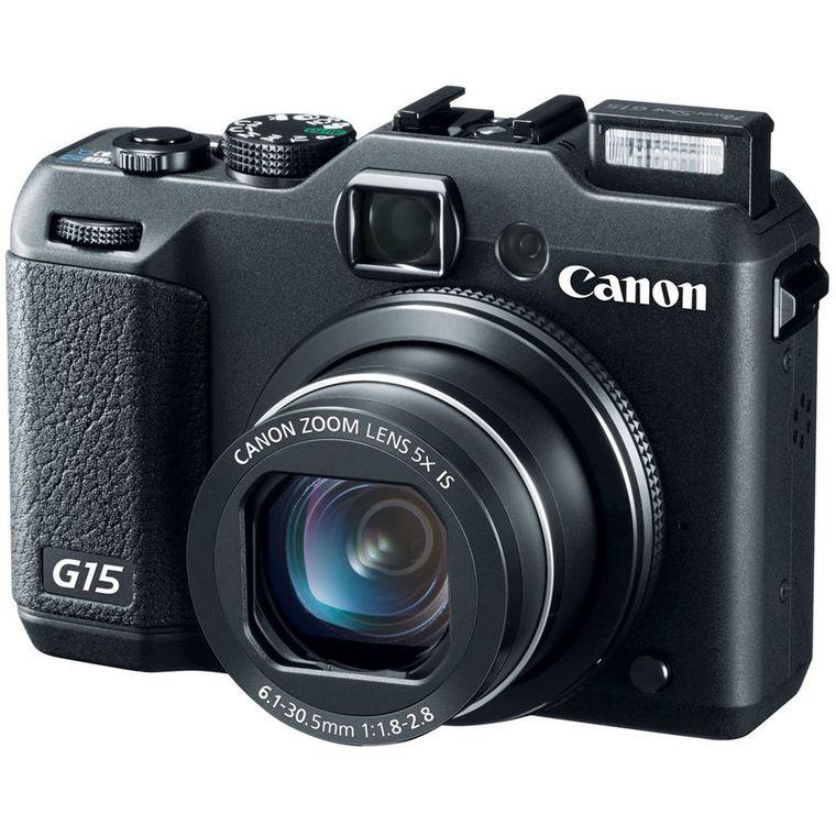 Canon دوربین عکاسی کانن PowerShot G15