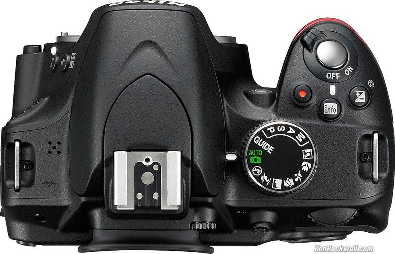 Nikon دوربین عکاسی نیکون D3200