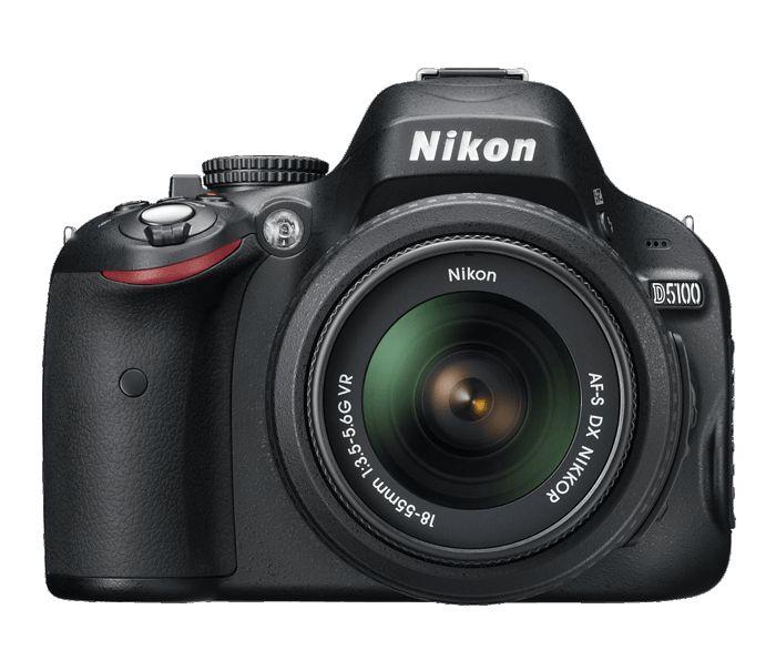 Nikon دوربین عکاسی نیکون D5100