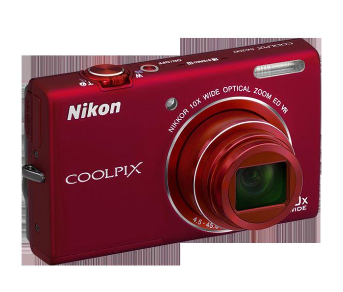 Nikon دوربین عکاسی نیکون Coolpix S6200