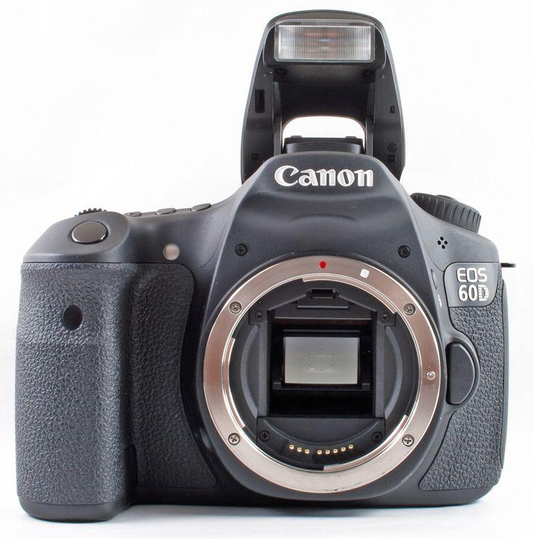 Canon دوربین عکاسی کانن EOS 60D