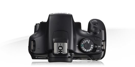 Canon دوربین عکاسی کانن EOS 1100D 18 55