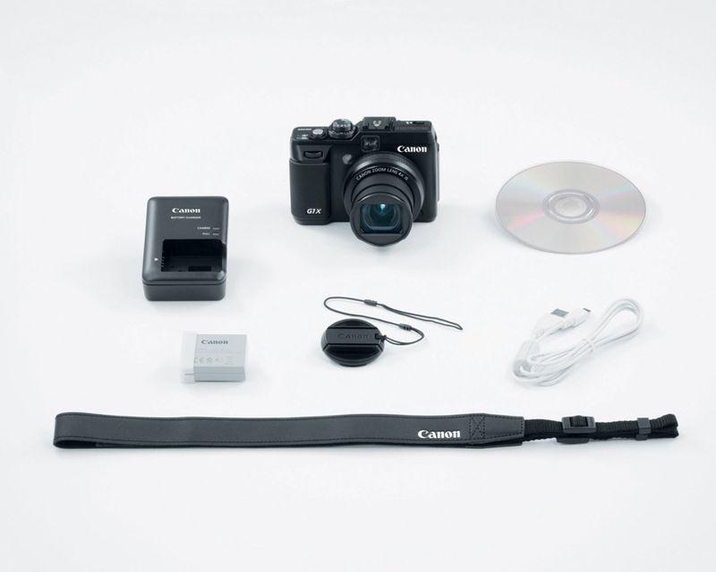 Canon دوربین عکاسی کانن PowerShot G1 X