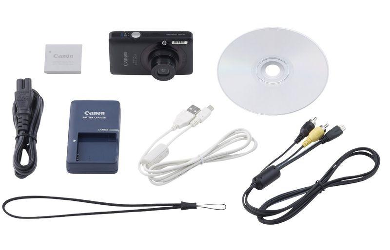 Canon دوربین عکاسی کانن IXUS 120 IS  IXY220F