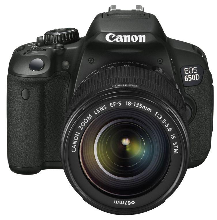 Canon Kiss X6 بدنه