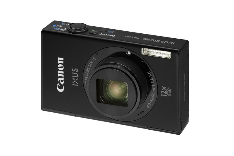 Canon Powershot IXUS 510 HS  IXY1