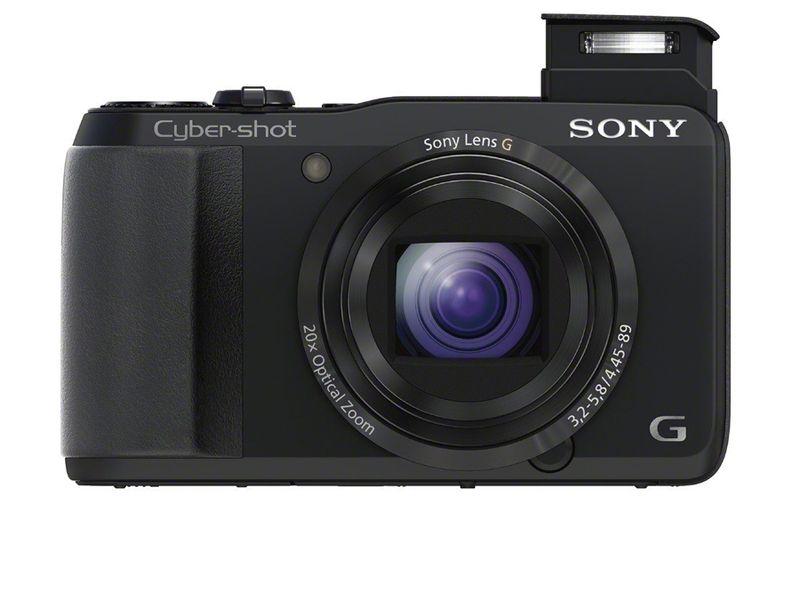 Sony Cyber shot DSC HX20V
