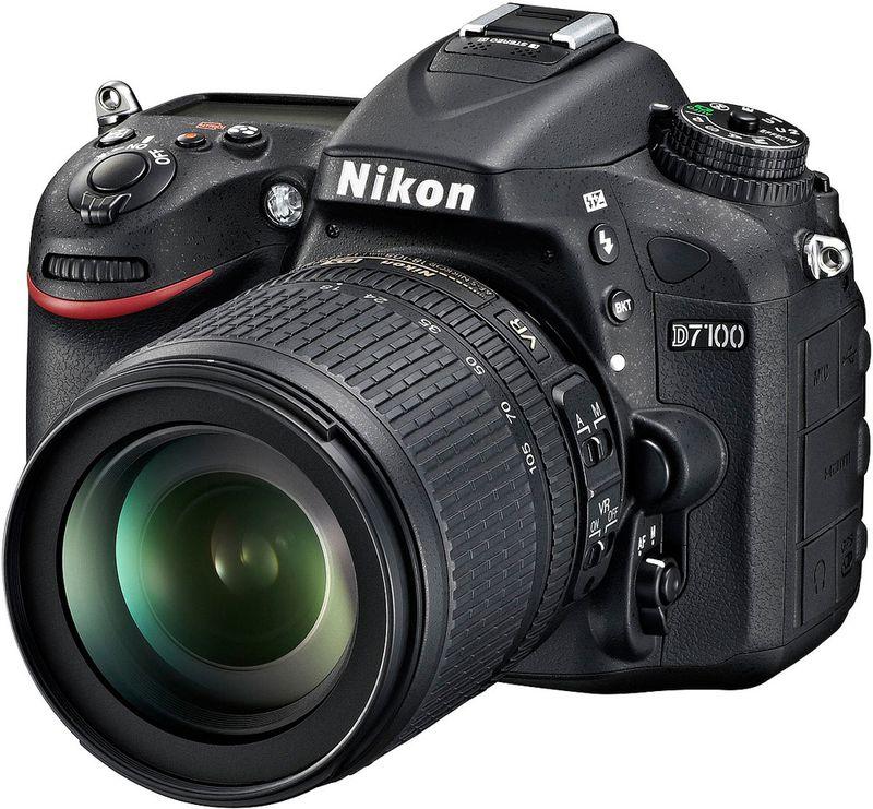 Nikon D7100 Kit 18 140