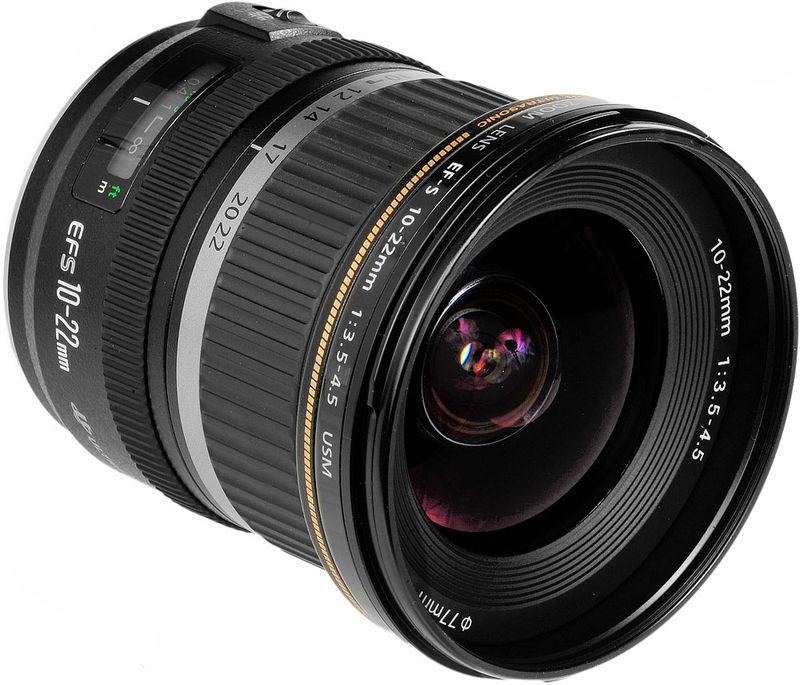 Canon EF S 10 22mm f 3 5 4 5 USM