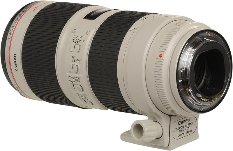 Canon EF 70 200mm f 2 8 L IS II USM
