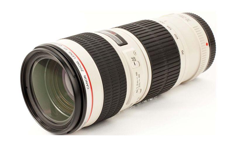 Canon EF 70 200mm f 4 0 L USM
