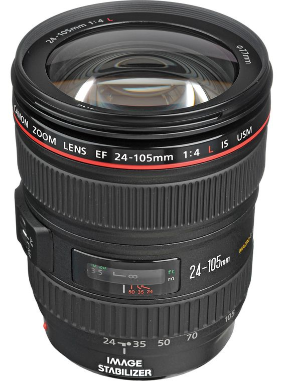 Canon EF 24 105mm f 4L IS USM