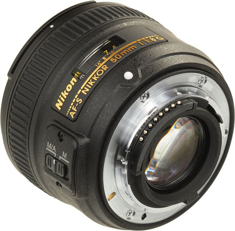 Nikon AF S Nikkor 50mm f 1 8G