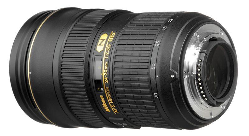 Nikon AF S Nikkor 24 70mm f 2 8G ED
