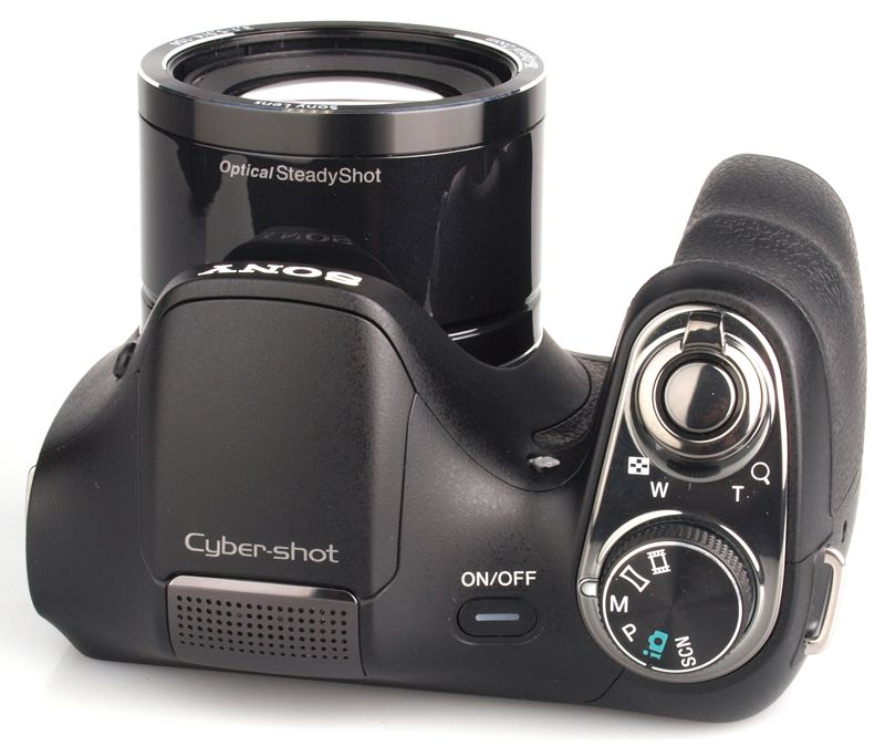 Sony Cyber shot DSC H200