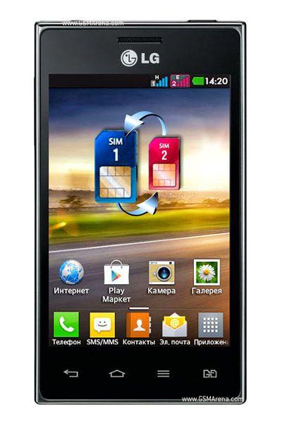 LG L5 Dual E615