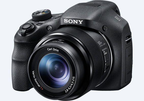 Sony Cyber shot DSC HX300