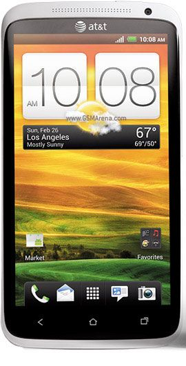 HTC One X AT amp T