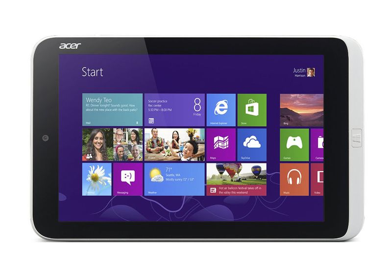 Acer Aspire W3 810