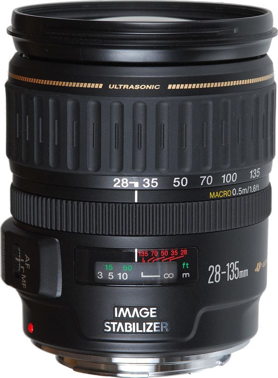 Canon EF 28 135mm f 3 5 5 6 IS USM