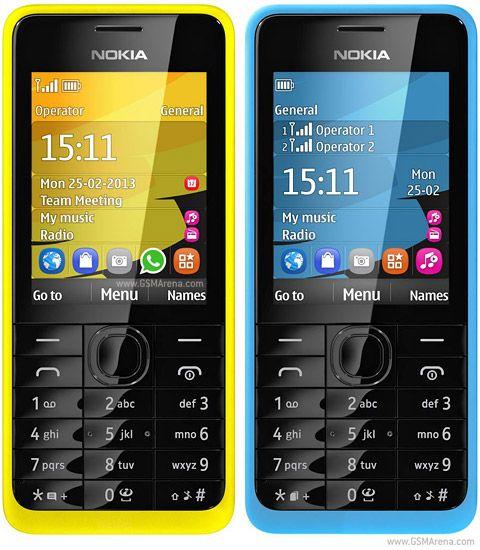 Nokia گوشی نوکیا 301