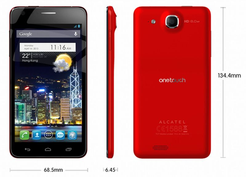 ALCATEL One Touch Idol Ultra   6033