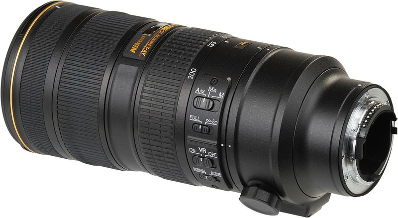 Nikon AF S Nikkor 70 200mm f 2 8G ED VR II