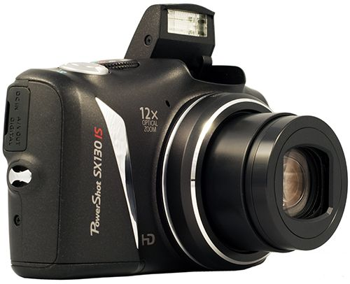 Canon دوربین عکاسی کانن PowerShot SX130 IS