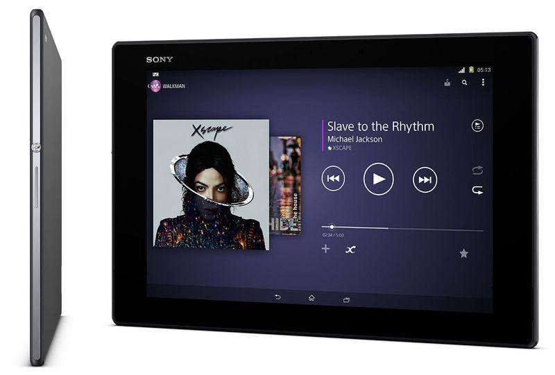 Sony Xperia Z2 Tablet Wi Fi
