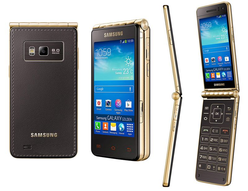 Samsung I9235 Galaxy Golden