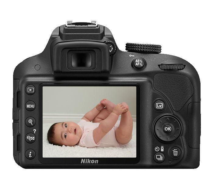 Nikon D3300 Kit 18 55 AFP