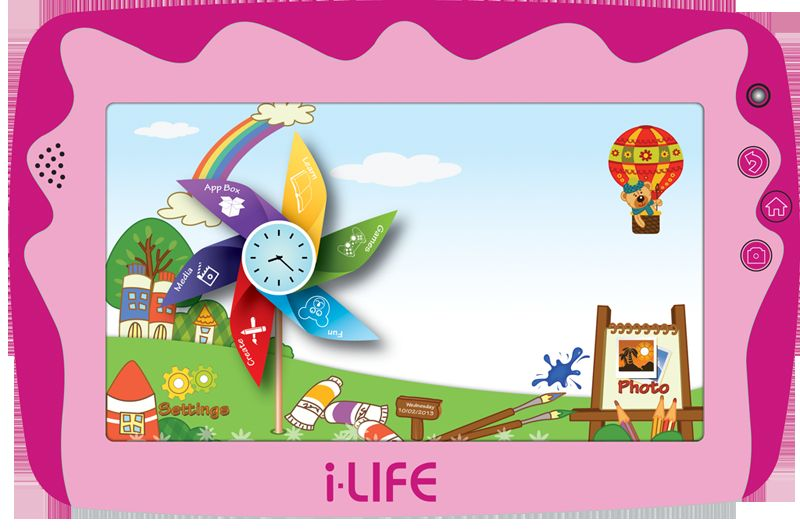 i Life Kids Tab 4